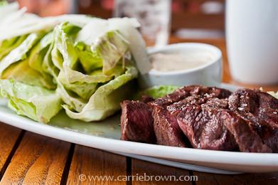 Trellis Steak Caesar Salad