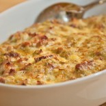 Kitchen Bacon and Leek Bake