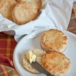 Cheesy Scones (Biscuits)