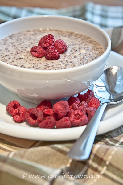 Hot Nutty Cereal