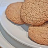 Triple Threat Almond Cookies