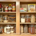 Carrie Brown Kitchen Cupboard