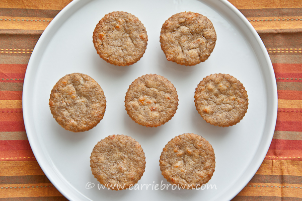 Carrie Brown | Apricot Cardamom Muffins