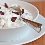 Carrie Brown - Orange Cranberry Almond Cream
