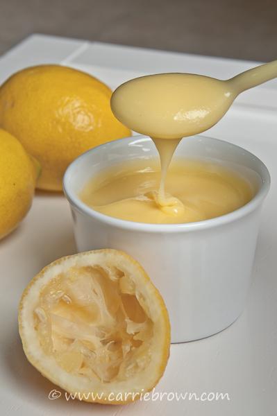 Lemon Curd | Carrie Brown