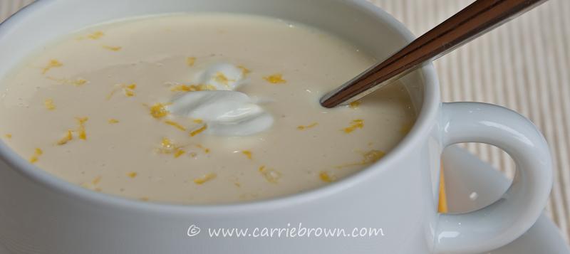Lemon Yogurt Supreme   Carrie Brown