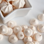 SANE Meringue Cookies | Carrie Brown