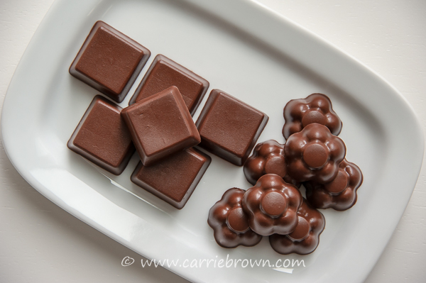 Chocolate Orange Truffles | www.carriebrown.com