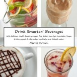 Drink Smarter! Beverages E-Cookbook y Carrie Brown