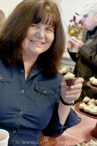 Deanna Morauski - Trophy Cupcakes Launch Party