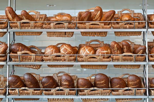 Sourdough Bread at Boudin Bakery, San Francisco