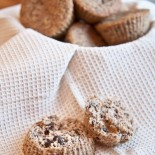 Carrie Brown - Cinnamon Raisin Muffins