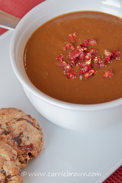 Times Two Tomato Soup | Carrie Brown