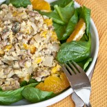 Sunshine Turkey Scramble | Carrie Brown
