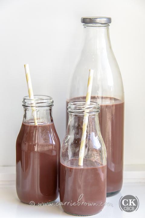 Chocolate Milk | Carrie Brown