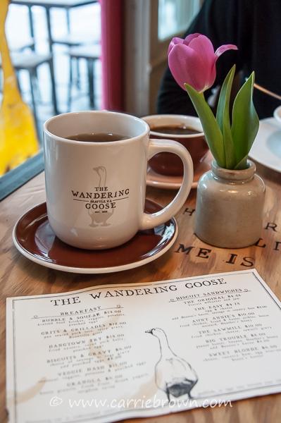 Big Breakfast Adventure  |  The Wandering Goose  |  Carrie Brown