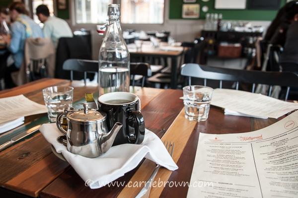 Big Breakfast Adventure  |  Hollywood Tavern  |  Carrie Brown