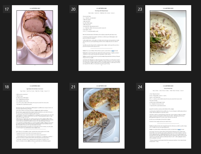 The KETO Crockpot Cookbook