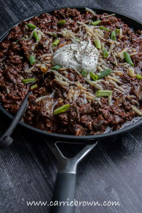 Dark Chocolate Chili Mole