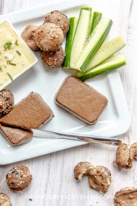 Spicy Beef Liver and Bacon Pate | Yogi Parker
