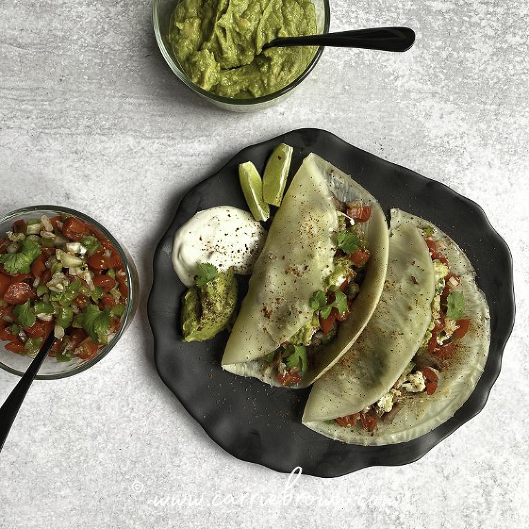 Tacos de Lengua | Yogi Parker